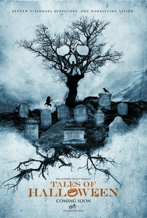 Tales of Halloween - Poster / Capa / Cartaz - Oficial 2