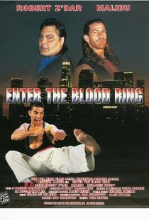 Ringue de Sangue - Poster / Capa / Cartaz - Oficial 1