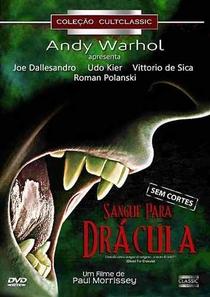 Sangue para Drácula - Poster / Capa / Cartaz - Oficial 3