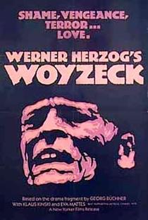 Woyzeck - Poster / Capa / Cartaz - Oficial 1