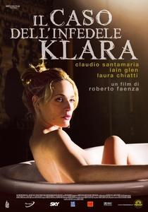 Il caso dell'infedele Klara - Poster / Capa / Cartaz - Oficial 1