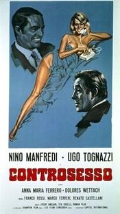 Contrasenso - Poster / Capa / Cartaz - Oficial 1