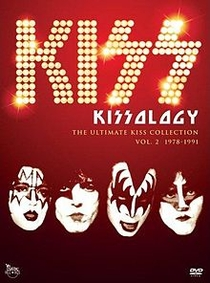 KISSology Volume 2: 1978–1991 - Poster / Capa / Cartaz - Oficial 1