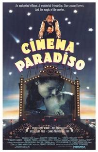 Cinema Paradiso - Poster / Capa / Cartaz - Oficial 1