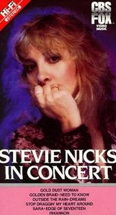 Stevie Nicks in Concert - Poster / Capa / Cartaz - Oficial 1