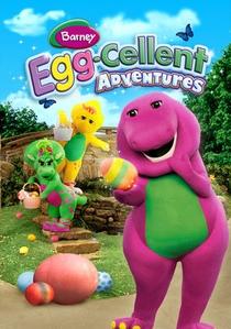 Barney: Oventuras Incríveis - Poster / Capa / Cartaz - Oficial 1