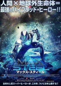 Max Steel - Poster / Capa / Cartaz - Oficial 2
