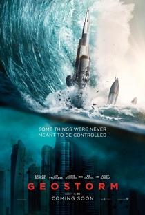 Tempestade: Planeta em Fúria - Poster / Capa / Cartaz - Oficial 4