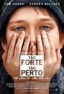 Tão Forte e Tão Perto - Poster / Capa / Cartaz - Oficial 1