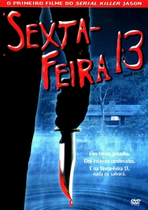 Sexta-Feira 13 - Poster / Capa / Cartaz - Oficial 10