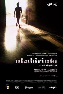 O Labirinto - Poster / Capa / Cartaz - Oficial 1