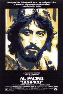Serpico - Poster / Capa / Cartaz - Oficial 4