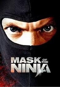 A Máscara do Ninja - Poster / Capa / Cartaz - Oficial 1