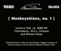 Monkeyshines, No. 1 - Poster / Capa / Cartaz - Oficial 2