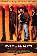 Amor É Fogo (A Pyromaniac's Love Story)