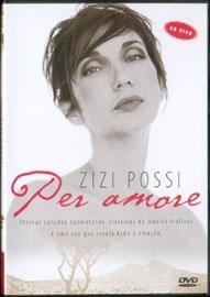Zizi Possi - Per Amore - Poster / Capa / Cartaz - Oficial 1