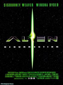 Alien - A Ressurreição - Poster / Capa / Cartaz - Oficial 3