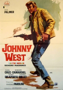 Johnny West, O Canhoto - Poster / Capa / Cartaz - Oficial 1