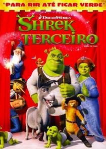 Shrek Terceiro - Poster / Capa / Cartaz - Oficial 4