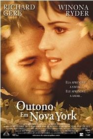 Outono em Nova York - Poster / Capa / Cartaz - Oficial 1
