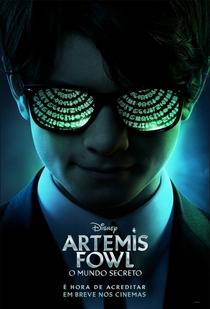 Artemis Fowl - O Mundo Secreto - Poster / Capa / Cartaz - Oficial 1