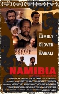 Namíbia: A Luta Pela Libertação - Poster / Capa / Cartaz - Oficial 1