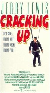 Cracking Up - As Loucuras de Jerry Lewis - Poster / Capa / Cartaz - Oficial 2
