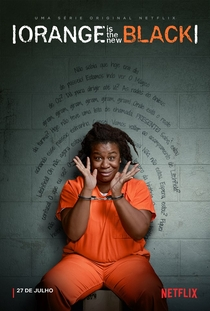 Orange Is the New Black (6ª Temporada) - Poster / Capa / Cartaz - Oficial 2