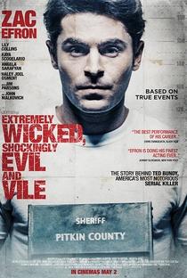 Ted Bundy: A Irresistível Face do Mal - Poster / Capa / Cartaz - Oficial 6