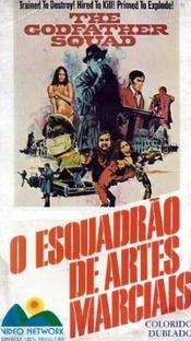 O Esquadrão de Artes Marciais - Poster / Capa / Cartaz - Oficial 1