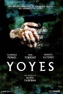 Yoyes - Poster / Capa / Cartaz - Oficial 2