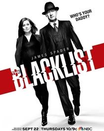 Lista Negra (4ª Temporada) - Poster / Capa / Cartaz - Oficial 2