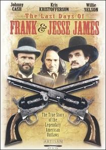 Os Últimos Dias de Frank & Jasse James - Poster / Capa / Cartaz - Oficial 1