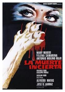 La Muerte Incierta - Poster / Capa / Cartaz - Oficial 1