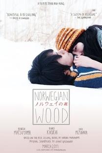 Como na Canção dos Beatles: Norwegian Wood - Poster / Capa / Cartaz - Oficial 1