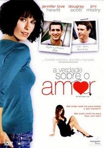 A Verdade Sobre o Amor - Poster / Capa / Cartaz - Oficial 3