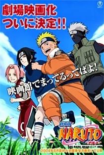 Naruto: OVA 4 - A Grande Gincana da Vila da Folha! - Poster / Capa / Cartaz - Oficial 1