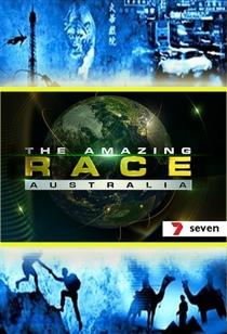 The Amazing Race Austrália (2ª Temporada) - Poster / Capa / Cartaz - Oficial 1