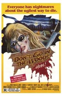 Perigo na Floresta - Poster / Capa / Cartaz - Oficial 3