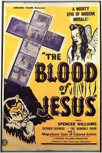 O Sangue de Jesus - Poster / Capa / Cartaz - Oficial 1