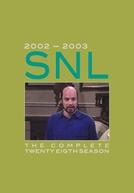 Saturday Night Live (28ª Temporada) (Saturday Night Live (Season 28))
