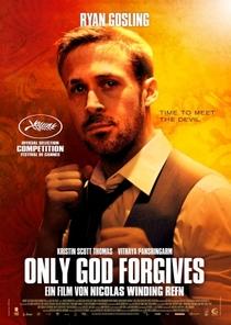 Apenas Deus Perdoa - Poster / Capa / Cartaz - Oficial 7