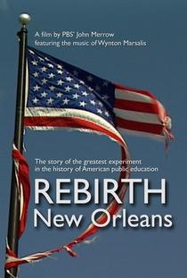 Rebirth: New Orleans - Poster / Capa / Cartaz - Oficial 1