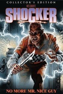 Shocker: 100.000 Volts de Terror - Poster / Capa / Cartaz - Oficial 4