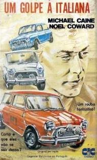 Um Golpe à Italiana - Poster / Capa / Cartaz - Oficial 3