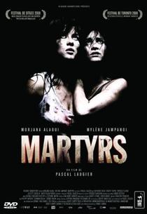 Mártires - Poster / Capa / Cartaz - Oficial 1
