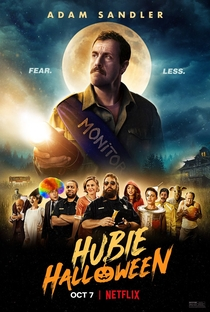 O Halloween do Hubie - Poster / Capa / Cartaz - Oficial 2