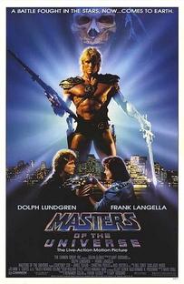 Mestres do Universo - Poster / Capa / Cartaz - Oficial 4