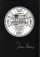 Walden - Diaries Notes and Sketches (Walden - Diaries Notes and Sketches)