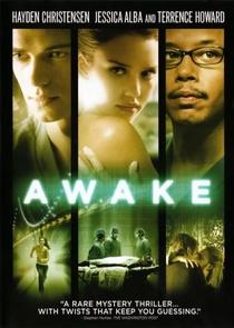 Awake - A Vida Por Um Fio - Poster / Capa / Cartaz - Oficial 2